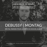 Debussy | Montag