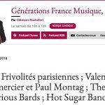 Générations France Musique